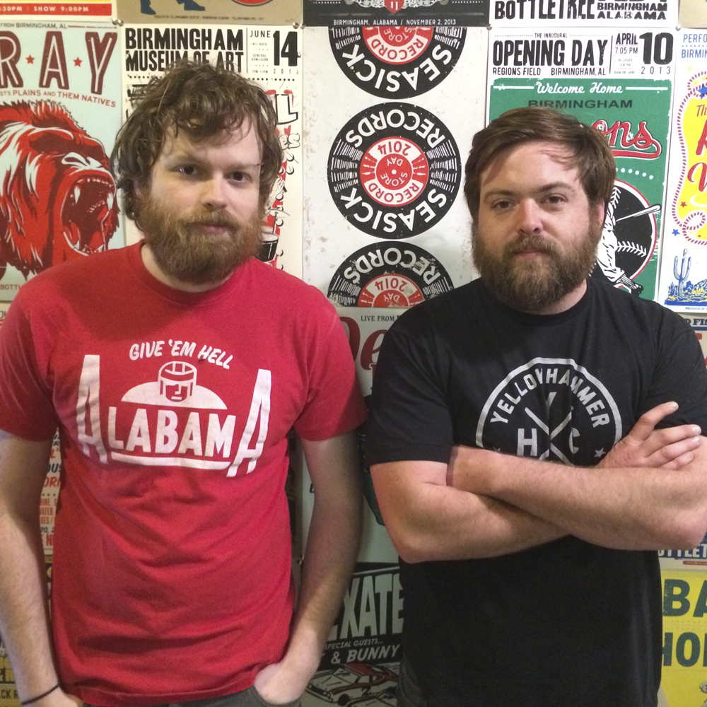 I Create Birmingham: Brett Forsyth & Brandon Watkins