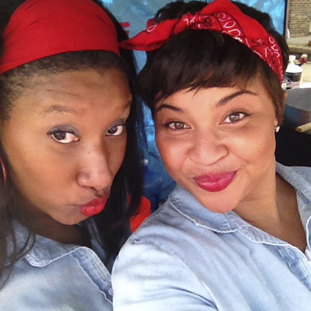 I Create Birmingham: Tanesha Sims & Tiffany Turner