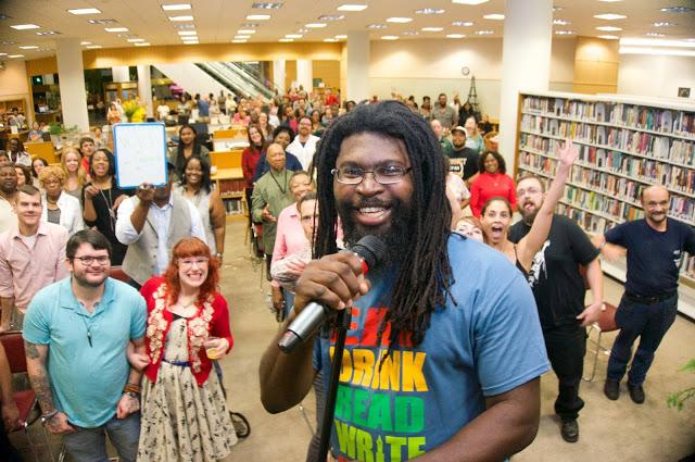 I Create Birmingham: Brian Hawkins, aka Voice Porter