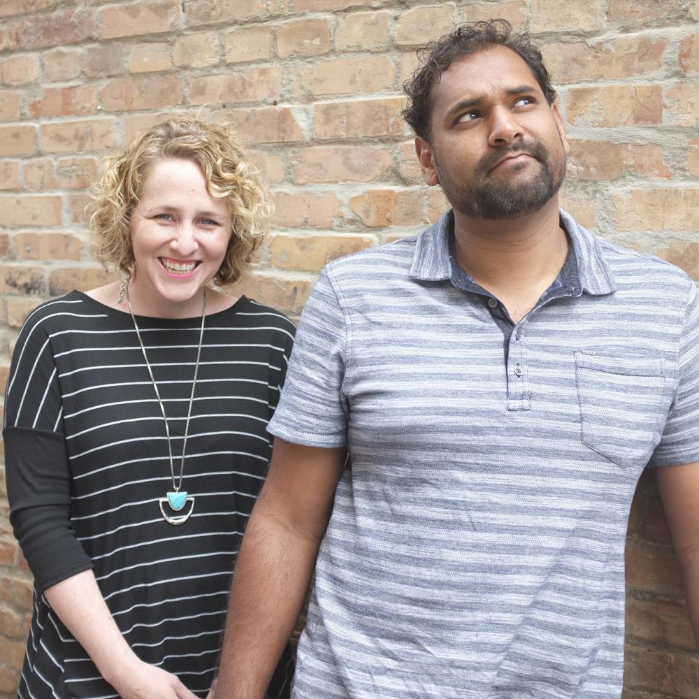 I Create Birmingham: Chloe Cook & Josh Vasa