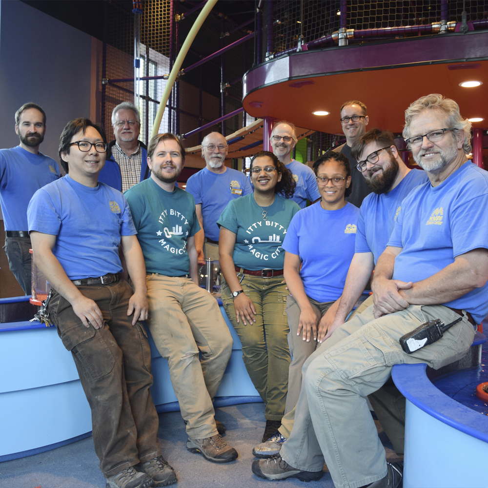 I Create Birmingham: McWane Exhibit Design Team