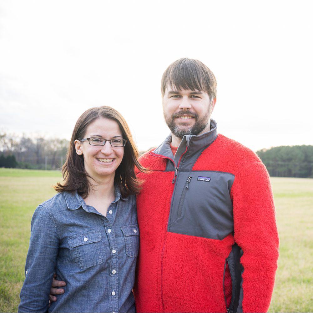 I Create Birmingham: Eric and Kayla Holsomback