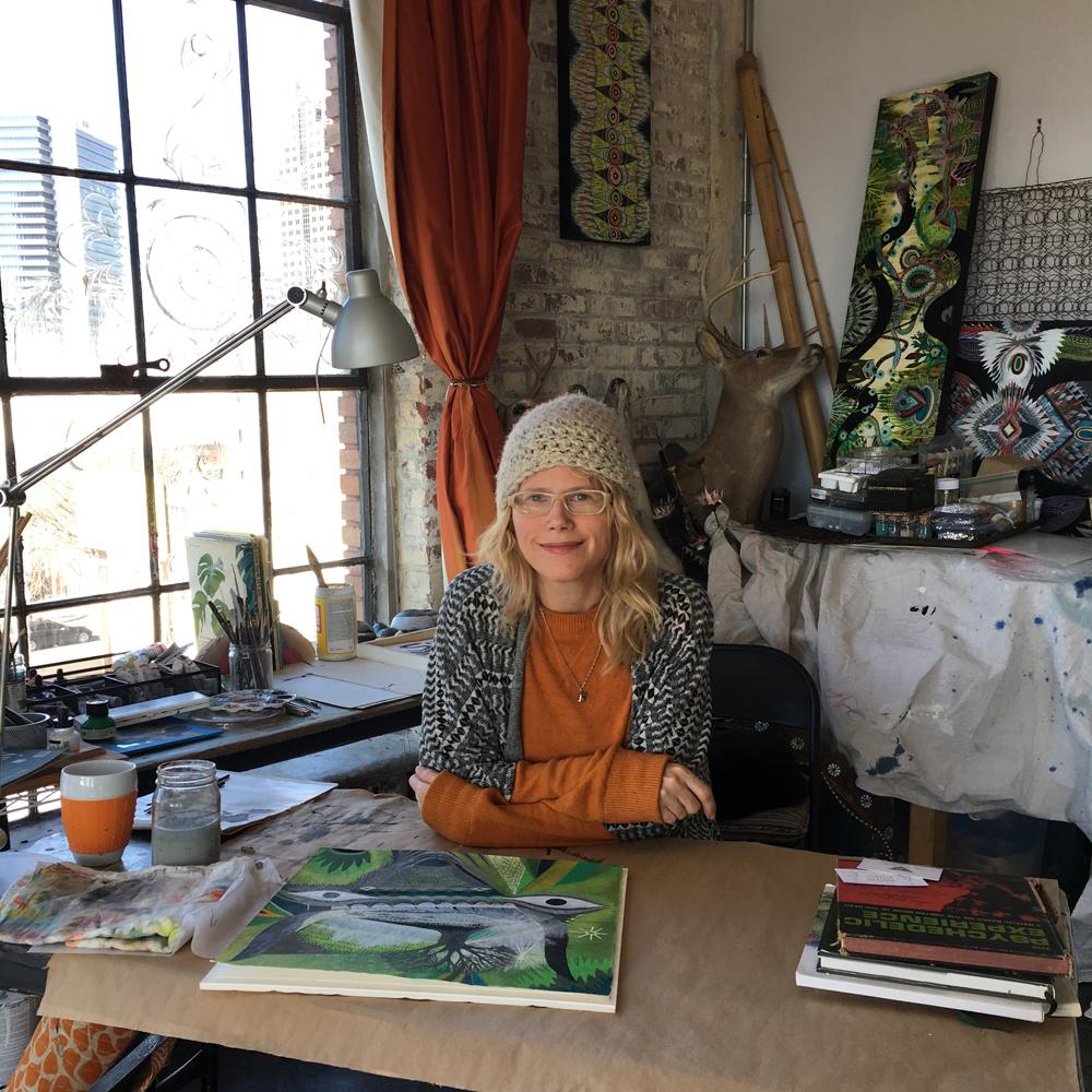 I Create Birmingham: Merrilee Challiss