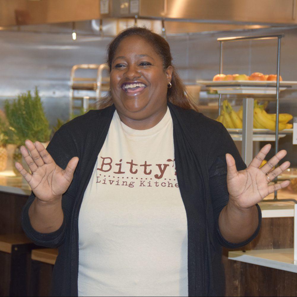 I Create Birmingham: Kimberly McNair Brock