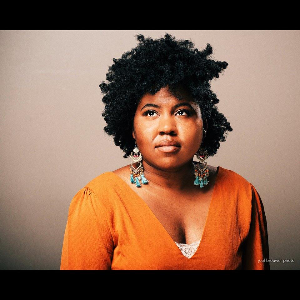 I Create Birmingham: Ashley M. Jones