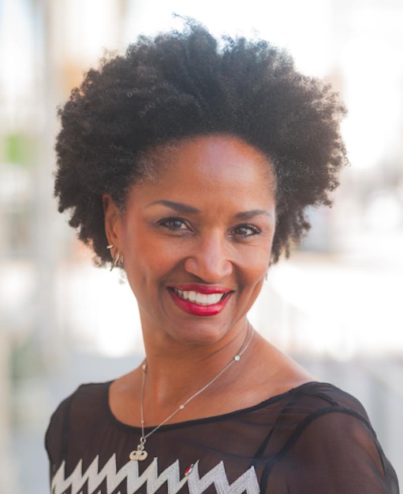 I Create Birmingham: Valerie Thomas