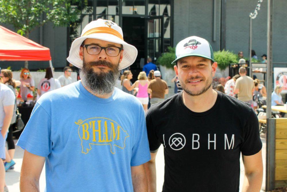 I Create Birmingham: Will and Reed Lochamy
