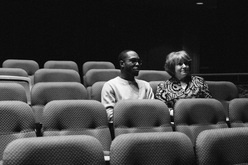 I Create Birmingham: Carolyn Violi and Royzell D. Walker